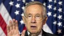 Harry Reid Tells Democrats to Tone Down Talk of Trump Impeachment
