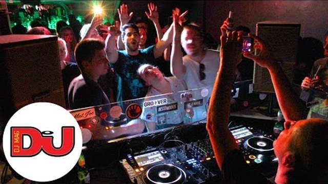 Groovefest Malta Launch Party: Riva Starr & Alexis Raphael LIVE DJ Sets