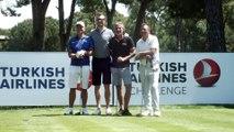 Golf: Turkish Airlines Challenge Tour Pro-Am Golf Turnuvası - ANTALYA