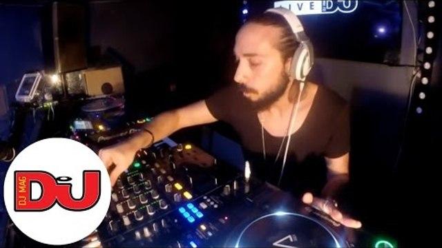 Cristian Varela LIVE from DJ Mag HQ (Techno DJ Set)