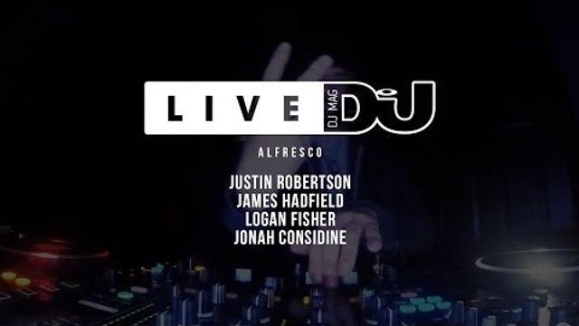 DJ Mag Live Presents Alfresco (DJ Sets) w/ Justin Robertson, James Hadfield & More