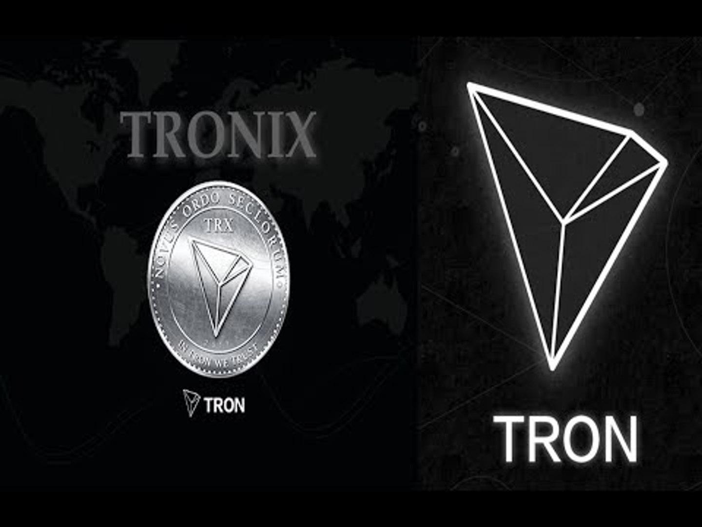 O Que é TRON TRX e Como Funciona - Moeda Virtual TRON Passo a Passo - Para Que Serve?