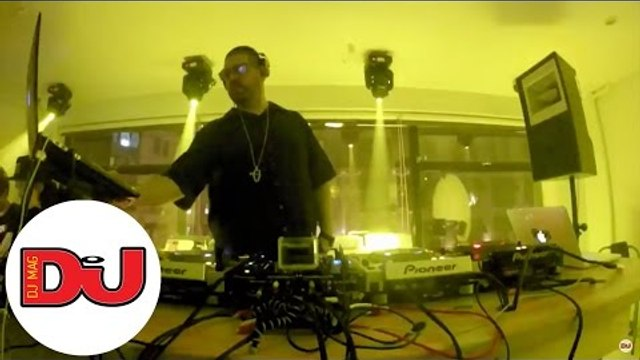 Kenny Dope LIVE DJ Set from DJ Mag NYC