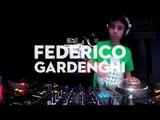 Federico Gardenghi - 12 Year Old Techno DJ - Exclusive Live DJ Set