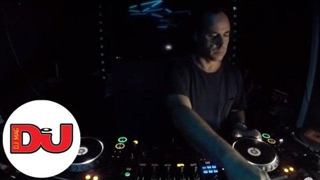 Christian Smith techno (DJ Set) from DJ Mag HQ