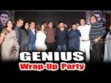 Genius मूवी की हुई Wrap-Up पार्टी | Sunny Deol | Introducing Utkarsh Sharma & Ishita