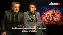 """""""Avengers : Infinity War"""" rencontrez l'équipe du film"""
