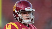 Sam Darnold on why he embraces Kobe Bryant's 'Mamba mentality'