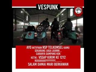 VesPunk - Satu Vespa Sejuta Saudara ( Teaser NSP )
