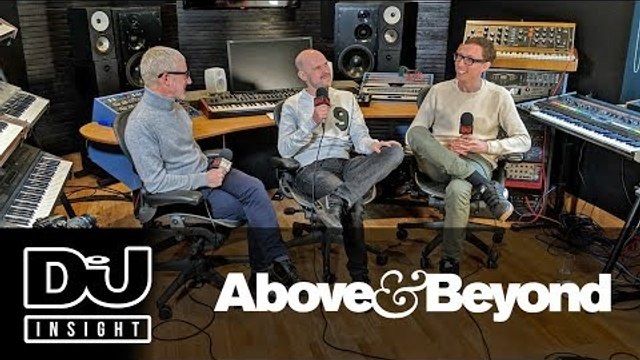 Above & Beyond In Their Own Words // DJ Mag Insight