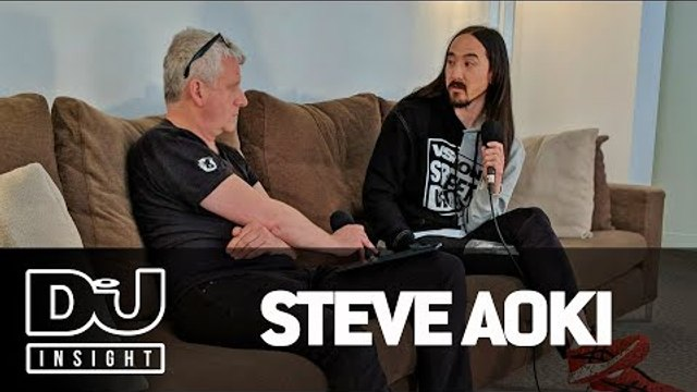 Steve Aoki Exclusive In Depth Interview | DJ Mag Insight
