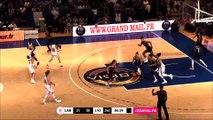 LFB 17/18 - PO 1/4 aller : Basket Landes - Lyon