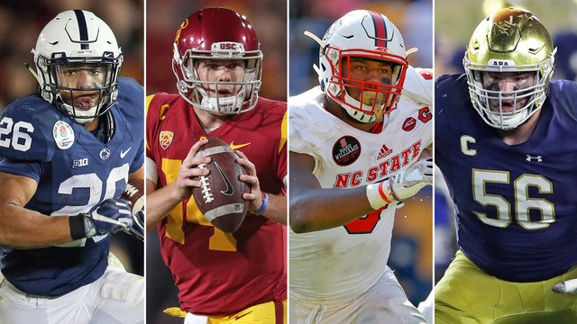 Which prospect would each team take if they had the No. 1 pick?