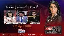 Pas e Parda   25-April-2018   Sehar Kamran    Tahir Khalil Sindhu   Andleeb Abbas  