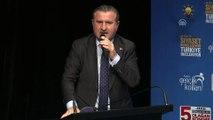 AK Parti Fatih Gençlik Kolları 5. Olağan Kongresi - Gençlik ve Spor Bakanı Bak (2) - İSTANBUL