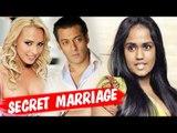 Arpita Khan REACTS To Salman Khan & Lulia Vantur's SECRET MARRIAGE