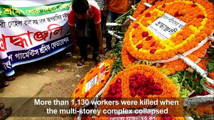 Five years after Rana Plaza, Bangladeshi workers await justice