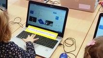Ecole numérique Houdeng 001 la recherche