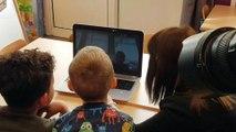 Ecole numérique Houdeng 003 videoconference