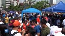 Opositores recolectan firmas para activar referendo revocatorio