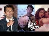 Karan Singh Grover REACTS On $EX SCENES With Zarine Khan & Daisy Shah