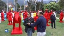 Guerreros Terracotas iluminan Festival Iberoamericano de Bogotá