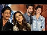 Shahrukh Khan REACTS To Ranbir-Deepika's PALANGTOD Comment