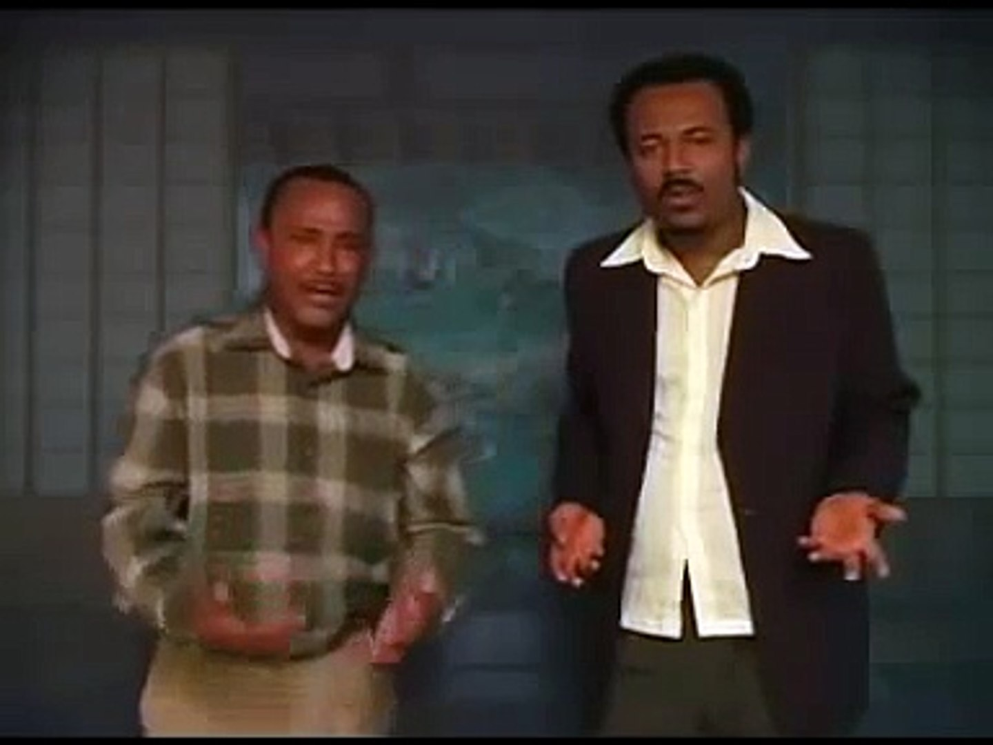Dokile New Ethiopian Stand Up Comedy 2014 Just For Laughs Part 15