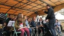 Europajazz en balade au Mans: les musiciens amateurs sur scène