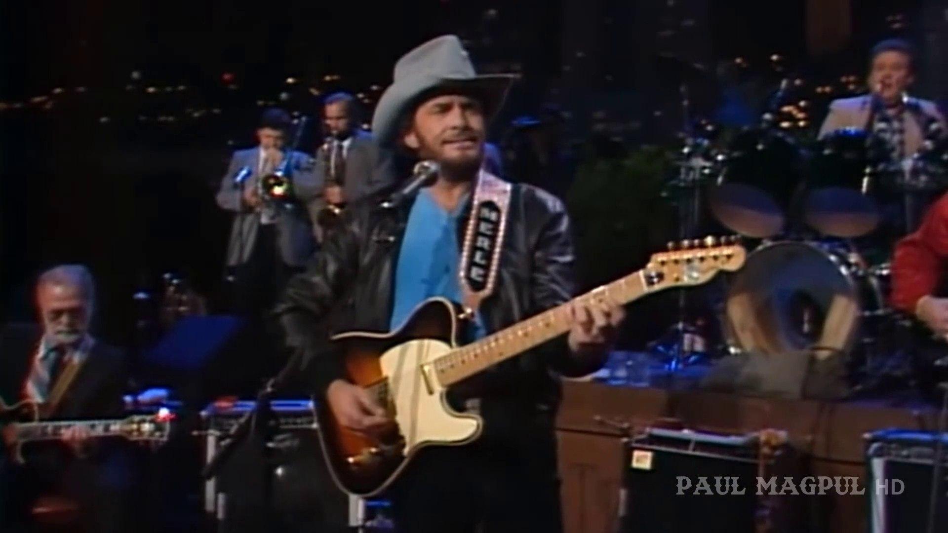 Merle Haggard (HD) - Greatest Hits (1966-1989) - Part 2/2