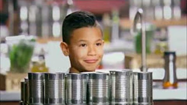 "MasterChef Junior Season 6 Episode 11 ""A Can Do Attitude"" Premiere Film"