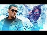Salman Khan's Cameo In Ajay Devgn's Shivaay?