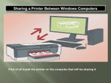 Instructions to set up your laptop to printer Wirelessly