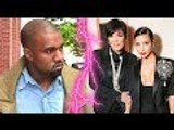 Kris Jenner Slams Claims She's Fighting Kanye Over Kim Kardashian | Hollywood Buzz