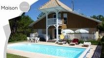 A vendre - Maison/villa - Lacanau ocean (33680) - 5 pièces - 112m²