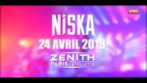 Niska en concert au Zénith de Paris !