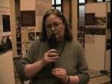 Exposition à la bibliotheque (présentation)