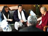 EXCLUSIVE: Salman Khan & Iulia Vantur Visit Dalai Lama | Bollywood News