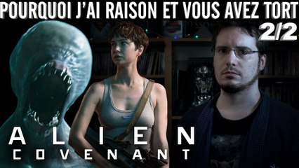PJREVAT - Alien Covenant - Partie 2