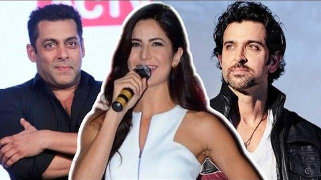 Salman Khan Or Hrithik Roshan - Who Suits Katrina Kaif's Partner On Koffee with Karan 5
