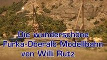Traumhafte Modellbahn Furka Oberalp Modelleisenbahn Gletsch in H0m - Ein Video von Pennula über Modellbahnanlagen und Modelleisenbahnanlagen