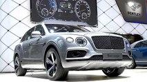 Bentley auf auf der Autochina 2018