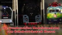 Modelleisenbahn Bahnbetriebswerk Hessen Spur H0 - Ein Video von Pennula zum Thema Eisenbahn-Schauanlagen und Modellbau sowie Modelleisenbahnen