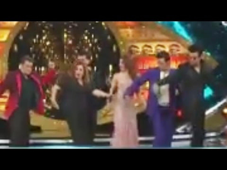 Salman Khan & Jacqueline DANCES On Baby Ko Bass Pasand Hai On Bigg Boss 10