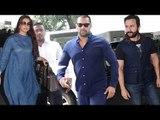 Salman Khan, Saif Ali Khan, Sonali At Jodhpur Court For Recording Statements In Blackbuck Case