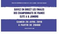 Finales France 2018 - Elite A & Juniors (Savate boxe française)