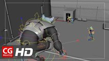 "CGI 3D & VFX Breakdown HD ""ALLEYCATS 3D Breakdown"" by Blow Studio 