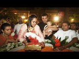 Salman Khan's ECO FRIENDLY Ganesh Visarjan By Arpita & Sohail Khan