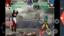 King of Fighters 2002 Con Personajes Ocultos Para Android Link de Mega 2016