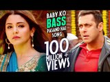 Baby Ko Bass Pasand Hai Song | Sultan | Salman Khan & Anushka Sharma CROSSES 100 MILLIONS VIEWS